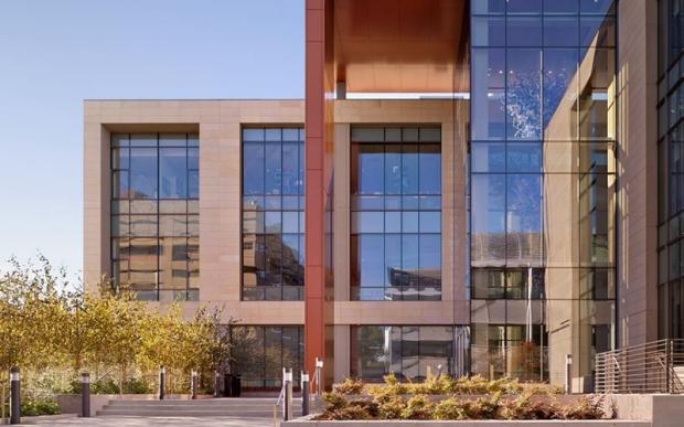 Stanford building