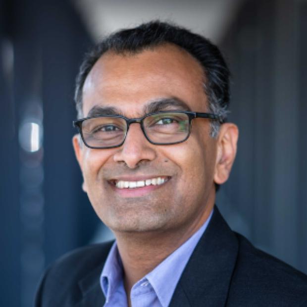 Portrait of Purvesh Khatri