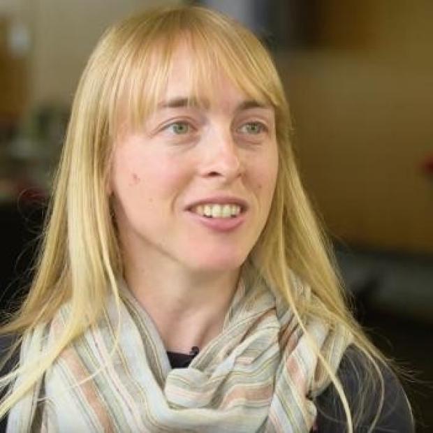 Portrait of Alison Callahan