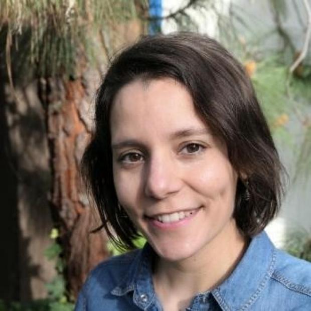 Portrait of Almudena Espin-Perez